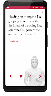 Buddha Quotes of Wisdom - Daily Quotes Screenshot