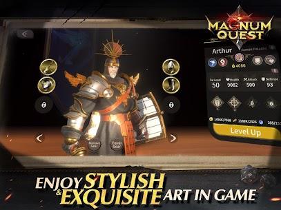 Magnum Quest Mod Apk 1.9.0.145269 (Unlimited Skill) 2
