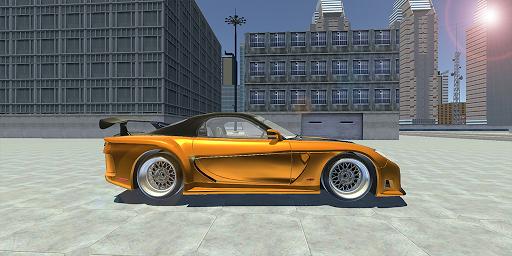 RX-7 VeilSide Drift Simulator: Car Games Racing 3D  screenshots 11