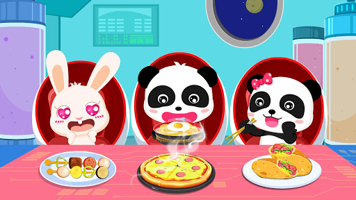 Little Pandau2019s Space Kitchen - Kids Cooking 8.48.00.01 Screenshots 5