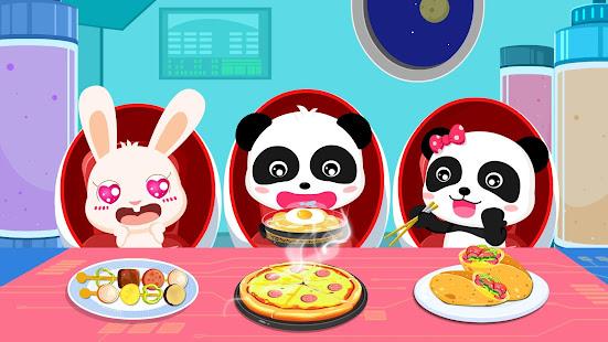 Little Pandau2019s Space Kitchen - Kids Cooking 8.57.00.02 Screenshots 5