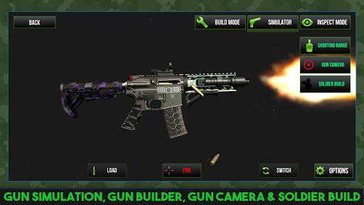 Custom Gun Simulator 3D apkpoly screenshots 3