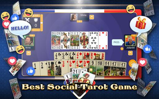 VIP Tarot - Free French Tarot Online Card Game 3.7.5.30 screenshots 9
