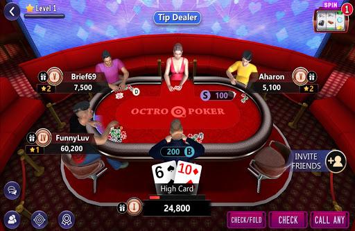 Octro Poker: Live Texas Holdu2019em Poker Game Online screenshots 23
