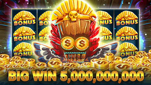 Slots: Free casino games & slot machines  screenshots 1