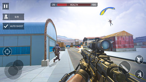 FPS Encounter Shooting - Fun Free Shooting Games 0.9 screenshots 10