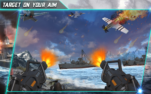 Call of Beach Defense: FPS Free Fun 3D Games  screenshots 4