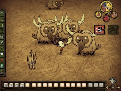 Don't Starve: Pocket Edition (MOD, Unlocked All Characters) 3