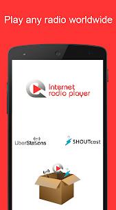 Internet Radio Player – Shoutcast MOD APK 1