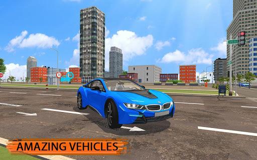 i8 Super Car: Speed Drifter 1.0 screenshots 1