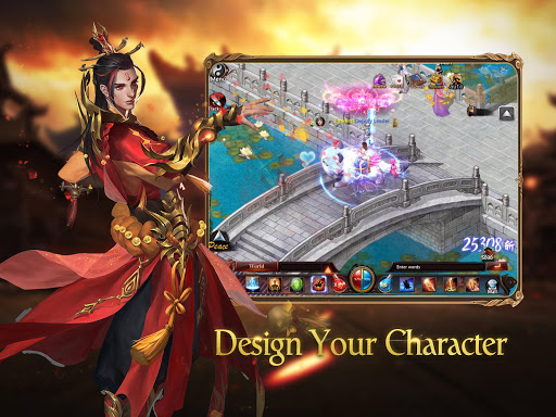 Conquer Online - MMORPG Action Game 1.0.8.0 screenshots 8