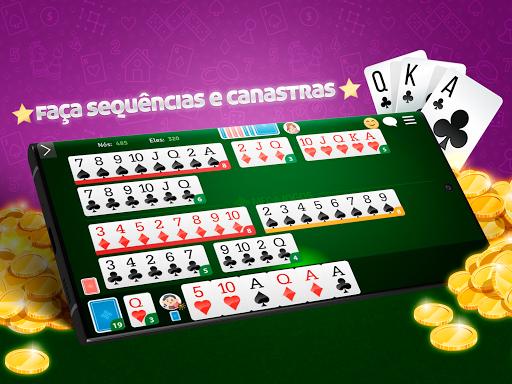 Buraco Online - Mano a Mano 104.1.37 screenshots 4