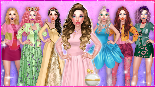 Ellie Fashionista - Dress up World  Screenshots 22