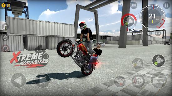 Xtreme Motorbikes screenshots apk mod 3