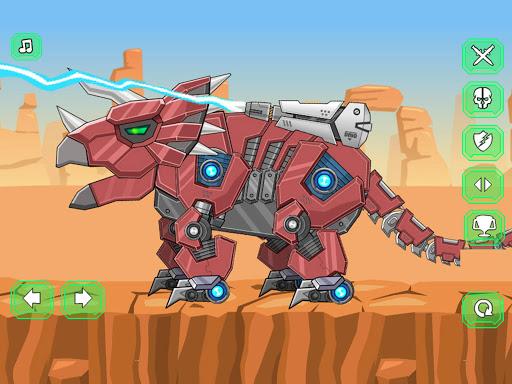 Assemble Robot War Triceratops  screenshots 3