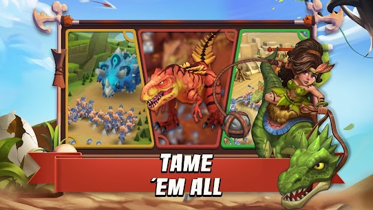 Primal Wars: Dino Age For Pc | How To Install (Download On Windows 7, 8, 10, Mac) 2