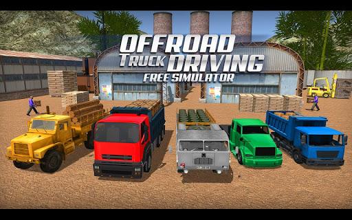 Offroad Truck Driving Simulator: Free Truck Games 1.0.3 screenshots 2