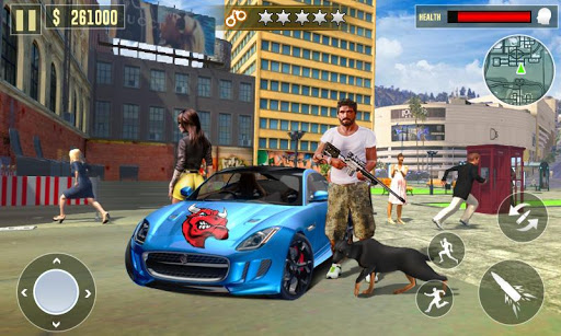 Real Gangster Street Crime Vegas 2019 1.12 Screenshots 3