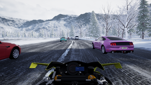 Traffic Fever-Moto 1.05.5008 screenshots 4
