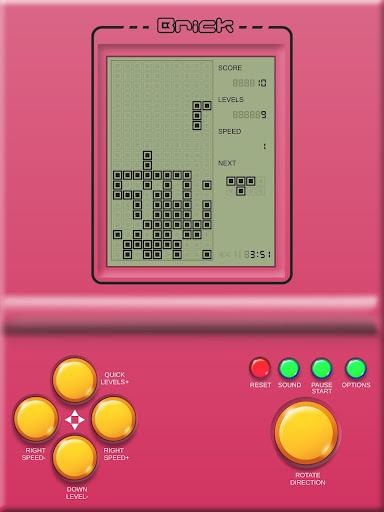 Brick Game : Retro Classic Brick  screenshots 8