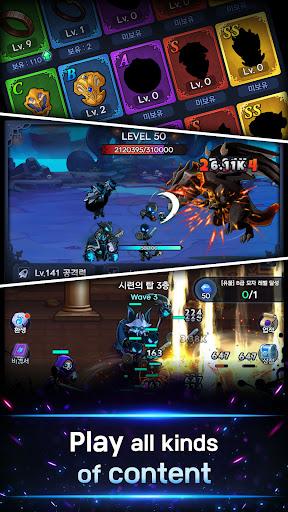 Shadow Knights : Idle RPG  screenshots 15