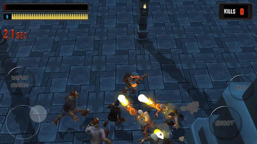 Code Triche ZomArena APK MOD (Astuce) screenshots 3