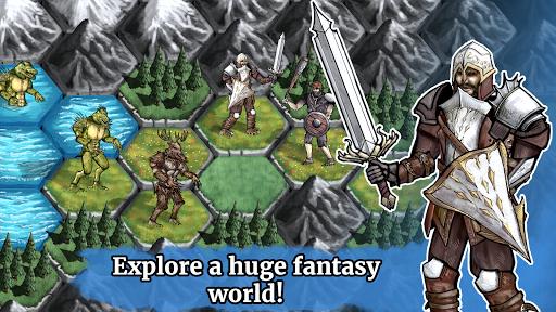 Paladin's Story: Fantasy RPG (Offline) 1.2.0 screenshots 4