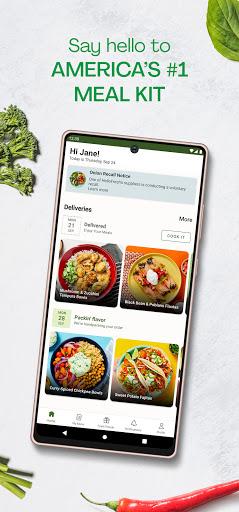 HelloFresh - Get Cooking apktram screenshots 1
