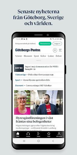 Göteborgs-Posten  screenshots 1