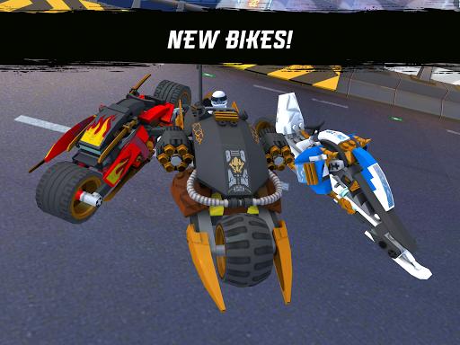 LEGOu00ae NINJAGOu00ae: Ride Ninja 20.5.430 Screenshots 16