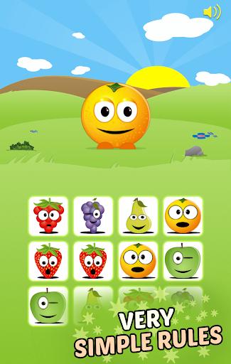 Mem Fruits: find pairs, concentration  screenshots 6