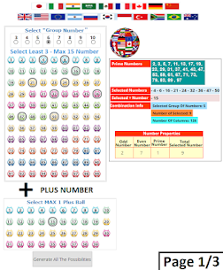 Lotto Combination  Apps For Pc (Windows 7, 8, 10, Mac) – Free Download 1