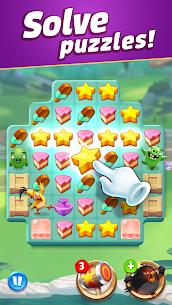 Angry Birds Match 3 4.9.0 Apk + Mod 4