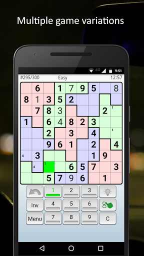 SuFreeDoku 1.041 screenshots 2