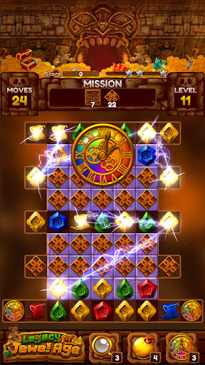 Legacy of Jewel Age: Empire puzzle apkmr screenshots 19