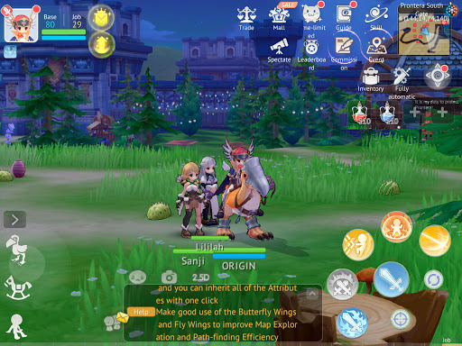 Ragnarok Origin: Fantasy Open World Online MMORPG Varies with device screenshots 15