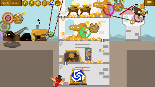 Engineer Millionaire: Money Factory Builder 2.0.2 screenshots 11