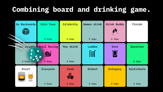 Drynk – Board and Drinking Game 1
