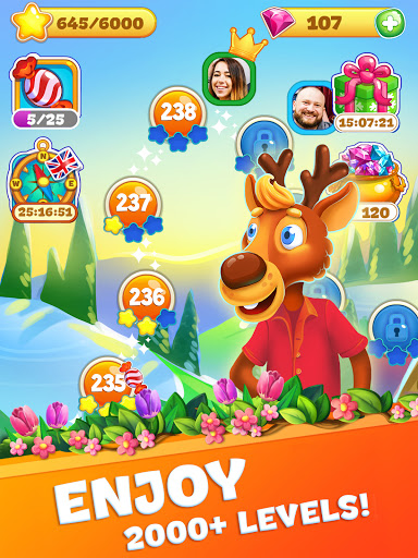 Christmas Sweeper 3 - Puzzle Match-3 Game 6.2.0 screenshots 9