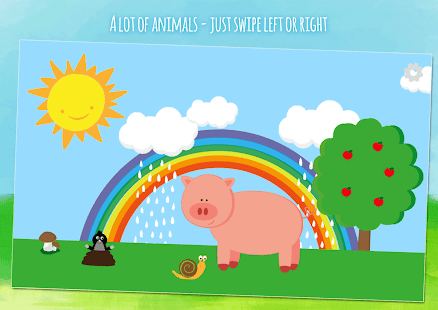 Moo & animals - kids game for toddlers from 1 year 1.9.4 Screenshots 14