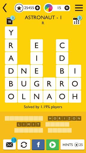 Word Trek - Word Brain streak - hand made puzzles 1.4.12 screenshots 2