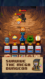 Knights of Pen & Paper 2 Mod Apk 2.7.3 (Unlimited Gold) 2