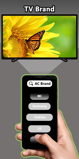 Universal Remote Control - Remote for All TV modavailable screenshots 4