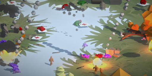 MoonBox - Sandbox. Zombie Simulator.  screenshots 5