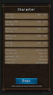 Resolute Hero RPG MOD APK 0.3.7 (Free Purchase) 8