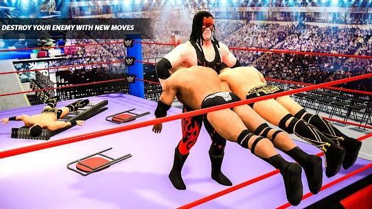 Real Wrestling Revolution: Wrestling Games 1