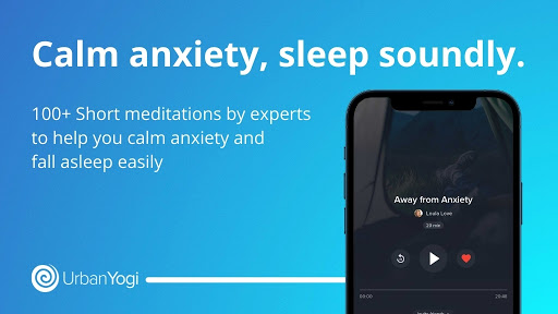 UrbanYogi - Meditate, Sleep & Relax android2mod screenshots 1