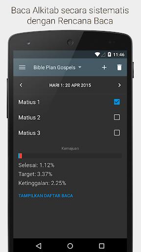 Alkitab 4.8.0 Screenshots 6