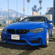 M4 Driving Games: city car driving simulator
