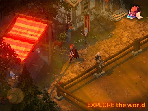 Slash of Sword 2 - Offline RPG Action Strategy screenshots 7